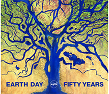 Earth Day 50th anniversary image
