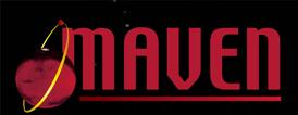 nasa maven logo-#21
